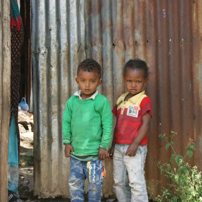 Shoes for Children in Ethiopia