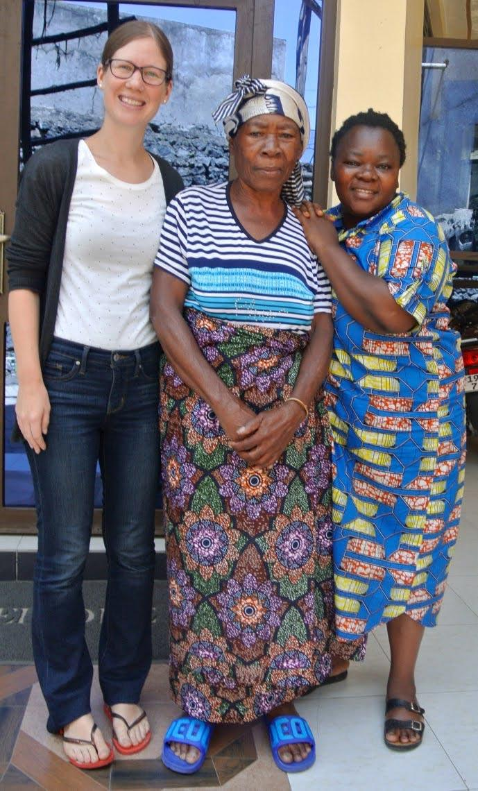A church partnerships visit to the DRC