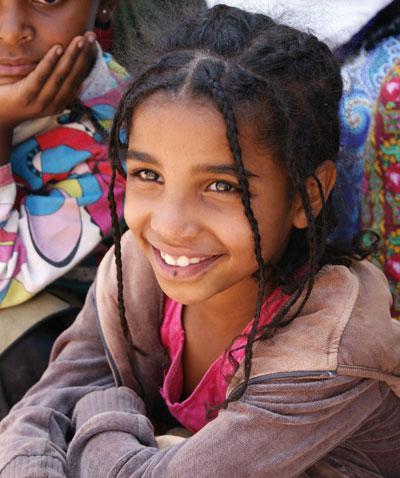 Children on our program